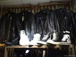 2016 new arrive fashion balmain men jacket high quality balmain leather jacket 1