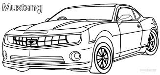 mustang car coloring pages mustang coloring pages printable free printable ford mustang