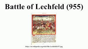 「Battle of Lechfeld」の画像検索結果