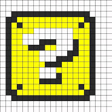 17 best ideas about fuse bead patterns pearler bead mario question box perler perler bead pattern bead sprites misc fuse bead patterns