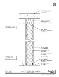metal stud framing details. Steel Stud Partitions Metal Framing Details