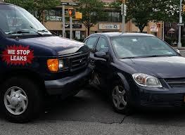 minor car accident. minor car accident