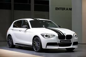2012 BMW 1 Series M Performance accessories unveiled - Photos