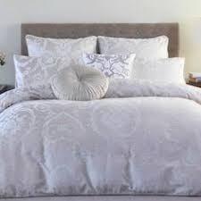 Logan & Mason Platinum Ella Quilt Cover Set White | Spotlight New ... & Logan & Mason Platinum Ella Quilt Cover Set White | Spotlight New Zealand |  bedroom | Pinterest | Quilt cover, Bedrooms and Master bedroom Adamdwight.com