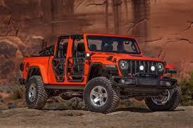 2019 Jeep Gladiator Gravity Concept | Top Speed