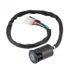 Online Shop <b>New</b> Motorcycle <b>Ignition</b> Key Switch Fits For Honda ...