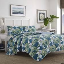 Tommy Bahama Southern Breeze Cotton Quilt Set | Overstock.com ... & Tommy Bahama Southern Breeze Cotton Quilt Set | Overstock.com Shopping -  The Best Deals Adamdwight.com