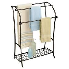 bronze hand towel stand. Bath Hand Towel Stand Rack Bronze Bathroom Organizer Free Standing Bar  Holder Bronze Hand Towel Stand