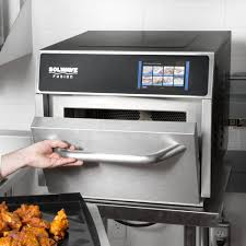 Fast Cooking Ovens Solwave Fusion High Speed Accelerated Cooking Countertop Oven