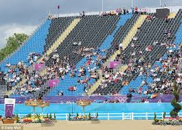 Queen Mary Park Seating Chart Olympic Seating 2012 Jeremy Hunt Unveils 30 Minute Ticket
