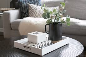Also lots of silver and candles. Tips To Style A Round Coffee Table In Your Living Room The Diy Playbook
