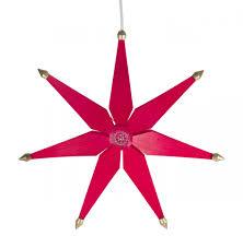 Weihnachtsstern Einfach Rot Dregeno Shop
