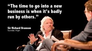 Pictures: Inspirational Richard Branson Quotes | Leadership ... via Relatably.com