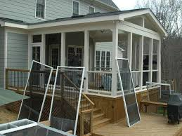 Interesting Screen Porch Windows Designs with Best 25 Screened Porches Ideas  On Home Decor Screened Patio