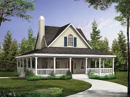 country house plan 057h 0040