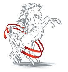 Design Free Logo: online Horse Logo Template