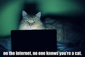 on the internet nobody knows you re a cat.  The On The Internet No One Knows Youu0027re A Cat With On The Internet Nobody Knows You Re A Cat N