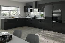 modern black kitchen cabinets. Extraordinary Modern Black Kitchen Cabinets Stunning Decorating Home Y