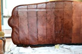 leather paint for couch how to furniture dye chair get spray off