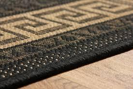 greek anti slip flatweave rugs black rug