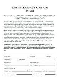 Basketball Camp Schedule Template Basketball Program Template