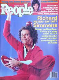 richard simmons 2016 today show. simmons\u0027 1981 cover story. richard simmons 2016 today show