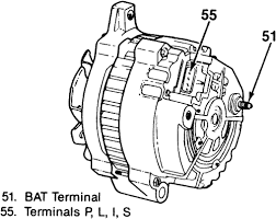 delco remy alternator wiring diagram 4 wire images this is the delco alternator wiring diagram external regulator to
