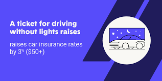 How often does car insurance look at your driving record in canada? How 26 Common Traffic Tickets Raise The Price You Pay For Car Insurance The Zebra