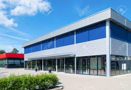 Exterior office Warehouse Exterior Of Modern Small Office Building Stock Photo 30815761 123rfcom Exterior Of Modern Small Office Building Stock Photo Picture And