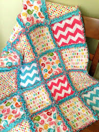 Striped Baby Rag Quilt Tutorial 305 Best Sewing Quilts Images On ... & Simplicity Baby Rag Quilt Patterns Baby Rag Quilt Instructions Soft Flannel  And Minky Patchwork Rag Quiltbaby ... Adamdwight.com
