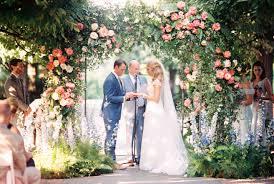 lush summer wedding at the chicago botanic gardens