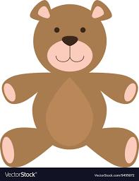 Teddy Bear Design Teddy Bear Icon Toy Design Graphic
