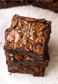 the best cocoa fudge brownies baker