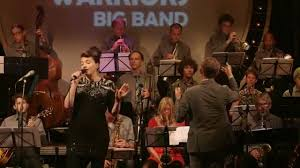 Jazz Warriors Big Band ft. Erin Jo Harris - My Baby just Cares for Me -  28/06/2015 - YouTube