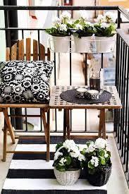 small balcony decorating ideas for