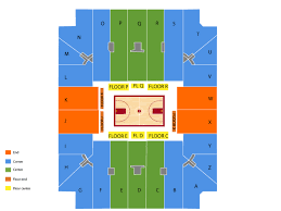 K State Basketball Seating Chart Alabama Crimson Tide Basketball Tickets At Coleman Coliseum On January 25 2020 At 5 00 Pm