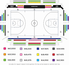 Seating Chart Target Center Garth Brooks Bridgestone Seating Chart With Rows Fedex Forum Seating