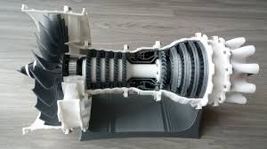 3D Printable High-Bypass Jet Engine ...
