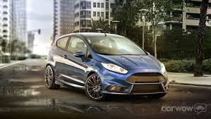 Ford Fiesta RS price release date and specs | carwow