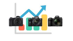 Canon And Nikon Getting 32 5 Percent Of The Mirrorless
