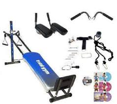 all in one at home gym total system elite get your body back