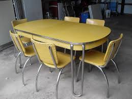 1950s formica kitchen table