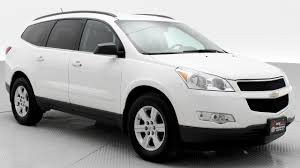 2012 Chevrolet Traverse LT AWD - Does it really seat 8 people ...