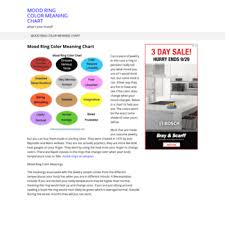 Mood Ring Chart Meanings Moodringscolormeanings Com At Wi Mood Ring Color Meaning
