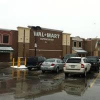 Walmart Big Box Store