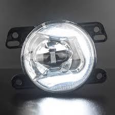 09 Wrx Fog Light Kit Stedi Osram Universal Led Fog Light Kit