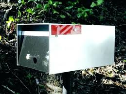 modern mailbox ideas. Mid Century Modern Mailbox Trend Decoration Ideas  Mailboxes Curbside Image Of Contemporary .