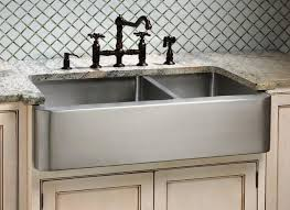 Kitchen  Magnificent Copper Sink Farmhouse Kitchen Sink Lowes Stainless Steel Farmhouse Kitchen Sinks