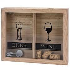 """<b>Копилка для пивных крышек</b> и винных пробок """"Beer & Wine ..."""
