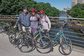 self guided biking in ottawa gatineau 2021